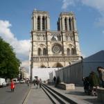 パリのノートルダム