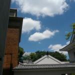 素晴らしいお天気