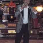 沢木さんはさすがミュージカル俳優