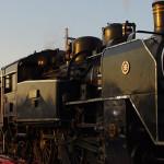 最初の目的地は大井川鉄道でした